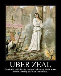 Uber Zeal